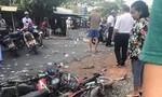 Xe tải gây tai nạn liên hoàn, nhiều người thương vong