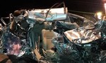 Tai nạn thảm khốc giữa xe 7 chỗ và xe tải, 3 người tử vong tại chỗ