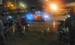 Xe đầu kéo ôm cua tông xe máy ở Sài Gòn, hai người chết thảm
