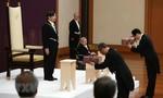 Hình ảnh Hoàng Thái tử Naruhito lên ngôi Hoàng đế Nhật Bản