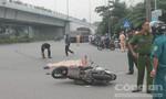 Mẹ già bị xe ben cán, con trai gào khóc thảm thiết tại ngã tư Vũng Tàu