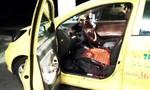 Nữ tài xế và người đàn ông với vết đâm trọng thương trong taxi