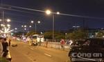 Chạy ngược chiều trong làn ôtô ở Sài Gòn, một người bị tông tử vong