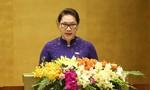 Bài phát biểu của Chủ tịch Quốc hội Nguyễn Thị Kim Ngân