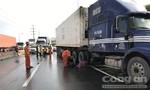 Người đàn ông quốc tịch Mỹ bị xe container tông chết ở Sài Gòn