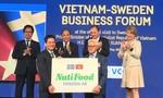 Chính thức vận hành nhà máy sữa Việt Nam đầu tiên tại Thụy Điển