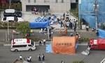 Tấn công bằng dao ở Nhật, hàng chục học sinh thương vong