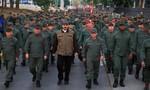"""Tổng thống Venezuela ca ngợi quân đội """"không bao giờ phản bội"""""""