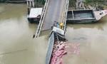 Cầu BOT sập khi vừa chấm dứt thu phí