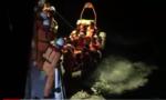Bốn thuyền viên tàu cá nhảy xuống biển trong đêm, mất tích