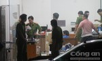 Khám xét nơi ở và nơi làm việc của Nguyễn Tấn Lương