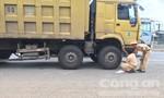Xe ben tông xe máy trên QL51, một người tử nạn