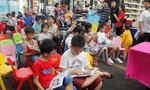 Hơn 300 trẻ mồ côi có một ngày vui vẻ, ý nghĩa tại Đường sách