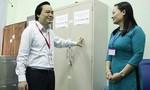 Bộ trưởng Phùng Xuân Nhạ kiểm tra công tác thi ở Đắk Lắk