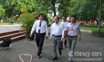 Chủ tịch tỉnh Thừa Thiên - Huế trực tiếp đi kiểm tra kỳ thi