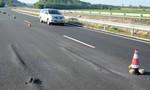 Cao tốc gần 35 nghìn tỷ đồng ở miền Trung xuất hiện lún võng