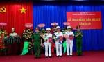 Trường ĐH Cảnh sát nhân dân trao bằng cho 9 tân tiến sĩ