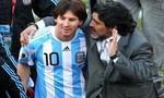 Maradona tự ứng cử làm HLV Man Utd