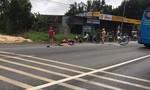 Xe khách va chạm xe máy, người đàn ông tử vong tại chỗ