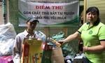 Người dân ở trung tâm Sài Gòn đổi rác lấy nhu yếu phẩm
