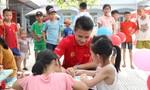 Quang Hải khuyên các em bé phải quan tâm dinh dưỡng