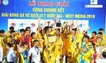 Thanh Hóa vô địch Giải U-17 quốc gia 2019