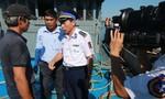 Cảnh sát biển cứu nạn thành công tàu cá cùng 6 ngư dân