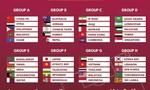 Việt Nam gặp Thái Lan tại vòng loại World Cup 2022
