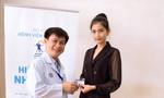 Gia đình Á hậu Trương Thị May đăng ký hiến tặng mô tạng nhân đạo