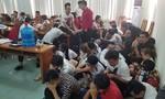 Hơn 200 dân chơi dương tính với ma túy trong quán bar ở Sài Gòn