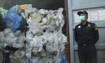 Tới lượt Indonesia trả các container rác thải cho Pháp và Hong Kong
