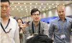 """Sinh viên Úc """"mất tích"""" tại Triều Tiên đã được phóng thích"""