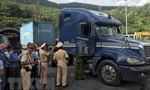 Kẻ nghi ngáo đá lái xe gây tai nạn liên hoàn trong hầm Hải Vân rồi cố thủ