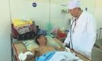 Thương tâm nam công nhân bị máy sấy gạo nghiền đứt hai cánh tay