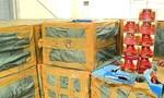 Bắt 2 tấn shisha trên đường từ Sài Gòn ra Hà Nội
