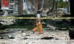 Nổ ở trung tâm thương mại Mỹ, ít nhất 23 người bị thương