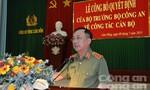 Giám đốc Công an Lâm Đồng nghỉ hưu, Phó Giám đốc phụ trách