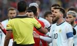 Messi có thể bị cấm thi đấu hai năm vì 'vạ miệng'