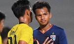 Cầu thủ U15 Thái Lan và Malaysia đánh nhau như phim chưởng