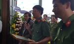 Bộ Công an gửi chia buồn với gia đình công an viên bị lũ cuốn trôi