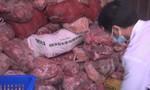 Ớn lạnh cơ sở sản xuất giò chả bằng thịt bốc mùi hôi