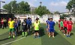 Sôi nổi giải bóng đá Cụm thi đua 10 - Công an TPHCM năm 2019
