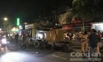 Một đêm, 4 người chết vì TNGT ở Sài Gòn