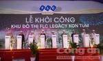 Tập đoàn FLC khởi công dự án đô thị tại Tây Nguyên