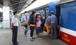 Ga Sài Gòn tăng 37 chuyến tàu phục vụ khách đi lại dịp lễ 2/9