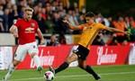 Clip trận Man Utd chỉ kiếm được 1 điểm trước Wolves