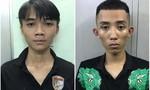 Bắt nóng hai kẻ tuổi teen cướp giật ở trung tâm Sài Gòn