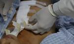 Nam thanh niên bị đâm đứt lìa động mạch cổ