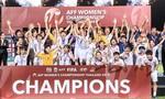 Clip trận tuyển nữ Việt Nam hạ Thái Lan, vô địch bóng đá nữ ĐNA