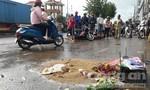 Hiện trường xe khách lao vào đoàn người đi chợ khiến 5 người thương vong